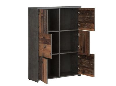 Commode 6 portes Best chest vintage