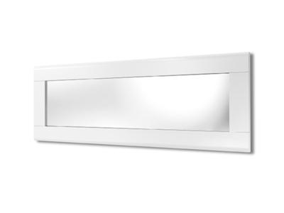 Miroir Bellini laqué blanc