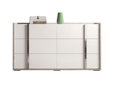 Commode 6 tiroirs Treviso chambre à coucher