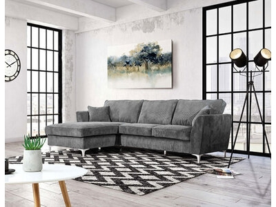 Canapé d'angle à gauche Bonita