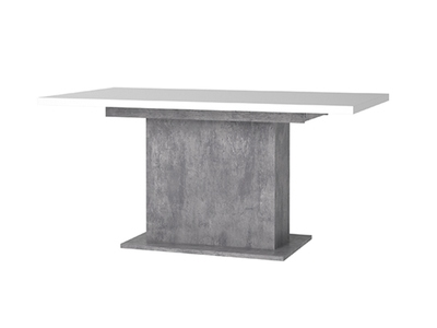 Table de repas extensible Villazon
