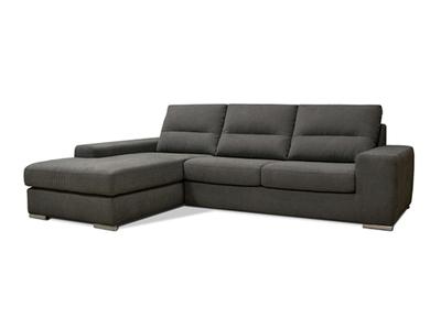 Canapé d'angle à gauche Azzuro