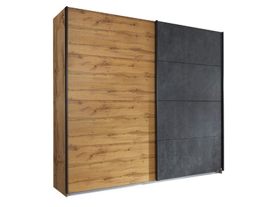 Armoire 2 portes coulissantes Tampa