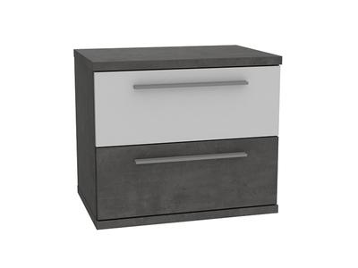 Chevet 2 tiroirs Julietta