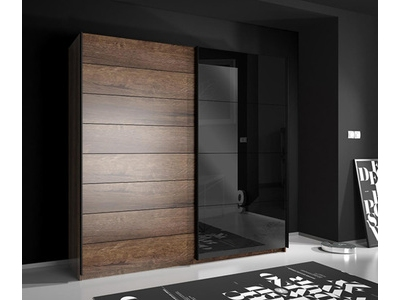 Armoire 2 portes coulissantes Jawa