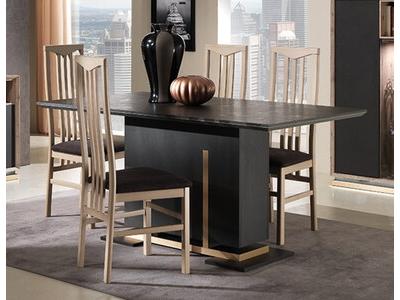 Table de repas rectangulaire
