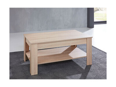 Table basse double plateau Universal 147