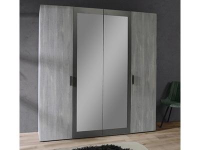Armoire 4 portes Leonard