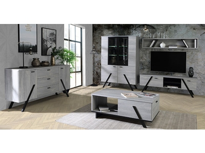 Table basse Golden state