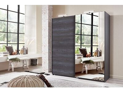 Armoire 2 portes coulissantes Herne