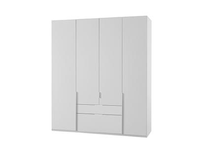 Armoire 4 portes+2 tiroirs