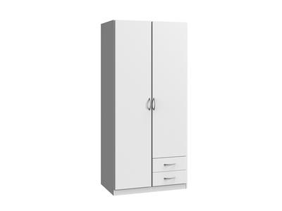 Armoire 2 portes+2 tiroirs