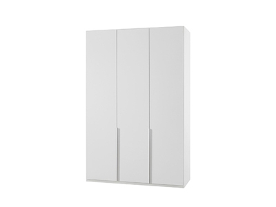 Armoire 3 portes New york blanc