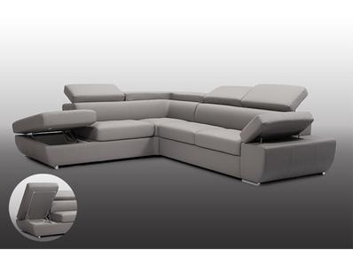 Canapé d'angle lit à gauche Casablanca