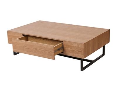 Table basse 1 tiroir Cadeo