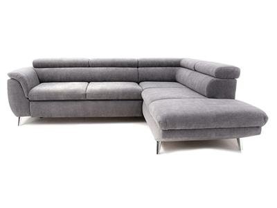 Canapé d'angle à gauche fixe