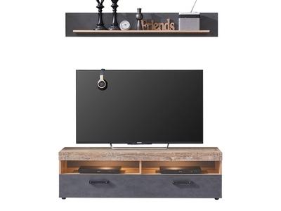 Meuble tv + étagère