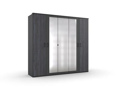Armoire 5 portes