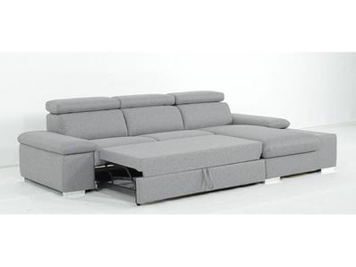 Canapé d'angle convertible à droite Orca
