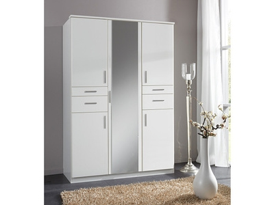 Armoire 3 portes 4 tiroirs
