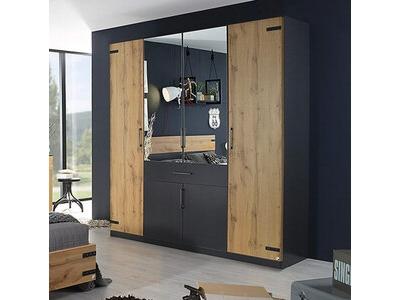 Armoire6 portes 1 tiroir