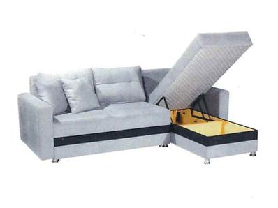 Canapé d'angle convertible Atalanta